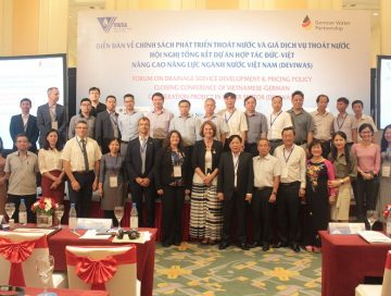 VWSA conference in Hanoi